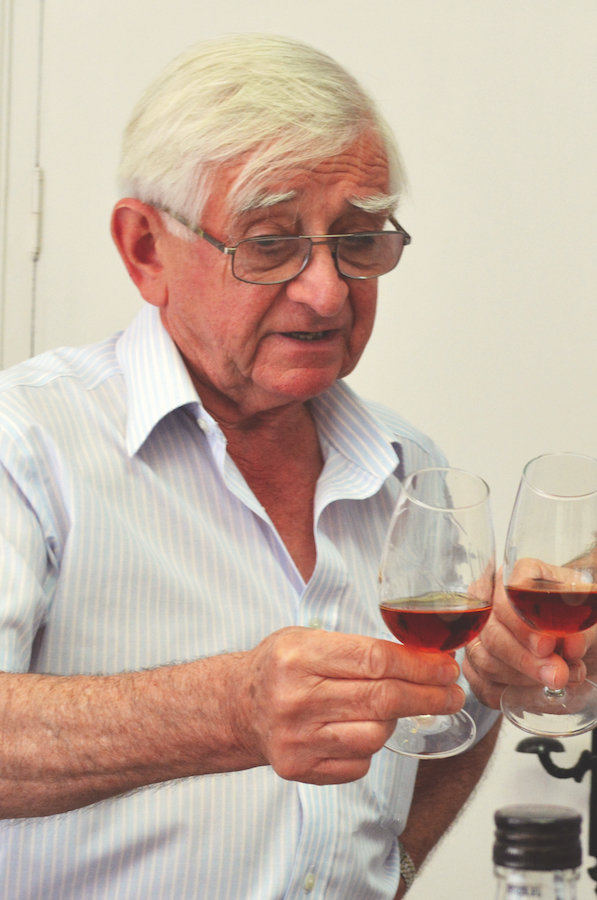 Philip Rowles - author of The Sherry Book