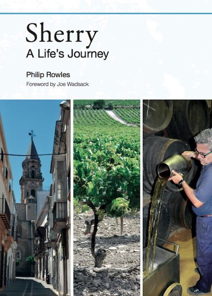 The Sherry Book cover image